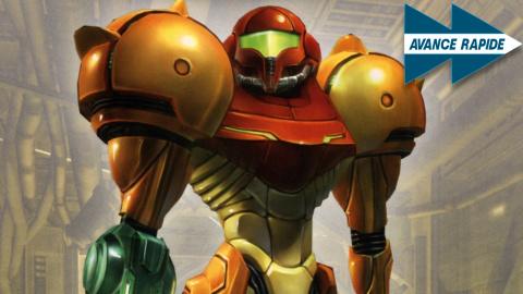 Avance Rapide - Metroid Prime 4