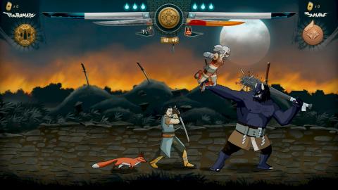 Le beat'em all français Samurai Riot sortira le 13 septembre