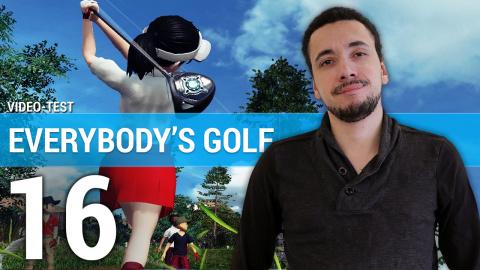 Jaquette de Everybody's Golf : notre avis en 3 minutes