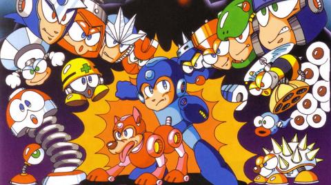 Le film Mega Man est entré en production
