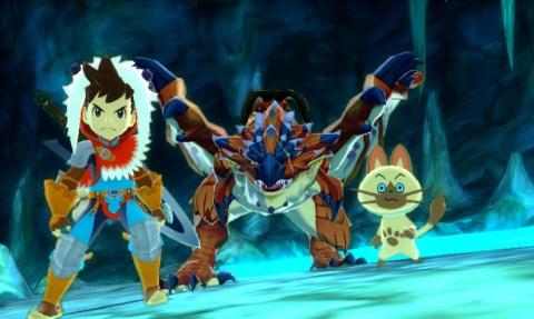 Monster Hunter Stories : un portage Switch n'est pas prévu pour le moment