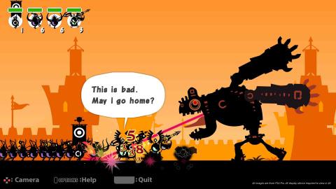 Patapon Remastered : Roulement de tambour sur PS4