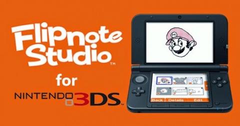Nintendo 3DS : Flipnote Studio 3D fermera ses portes l'année prochaine