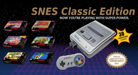 La NES Classic Edition de retour en 2018