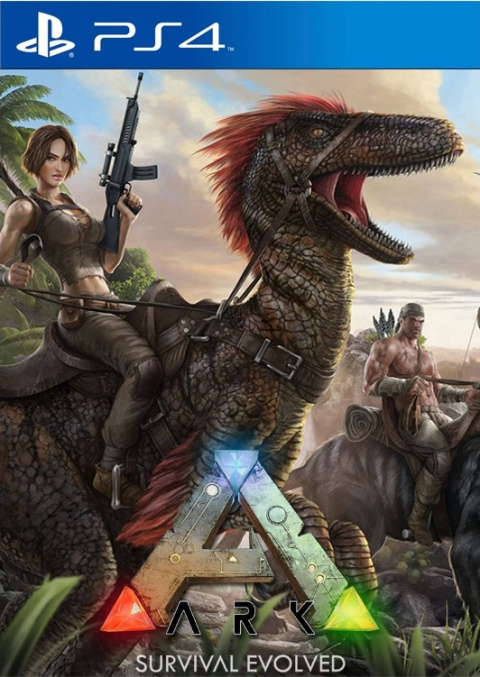 ARK : Survival Evolved sur PS4