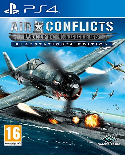 Air Conflicts : Pacific Carriers sur PS4