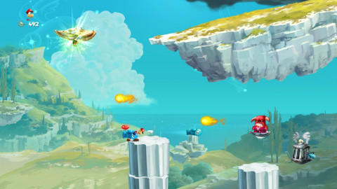 Rayman Legends : Definitive Edition - Un portage Switch réussi