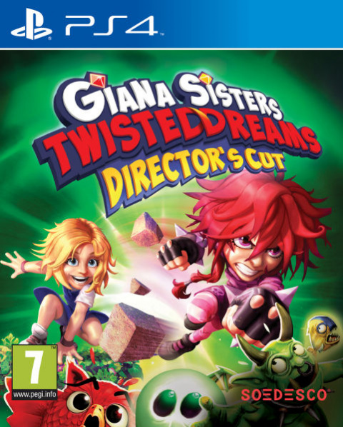 Giana Sisters : Twisted Dreams sur PS4