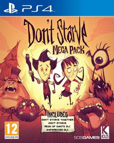 Don't Starve Together sur PS4