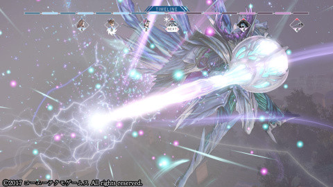 Blue Reflection, le Persona au féminin