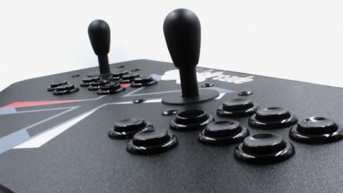 Mise à jour de notre comparatif : Test du stick X-Arcade Dual Stick