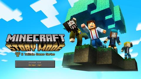 Minecraft : Story Mode - Episode 5 : A nous l'ordre ! sur ONE
