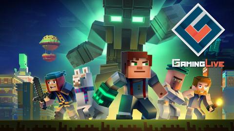 Jaquette de Minecraft Story Mode : Aventure complète, mais qualité inégale