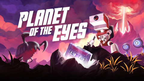 Planet of the Eyes sur ONE