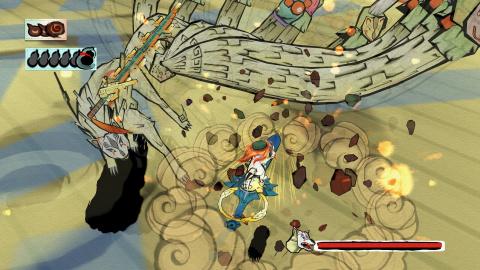 [MàJ] Okami HD confirmé sur PC, PS4 et Xbox One par Capcom