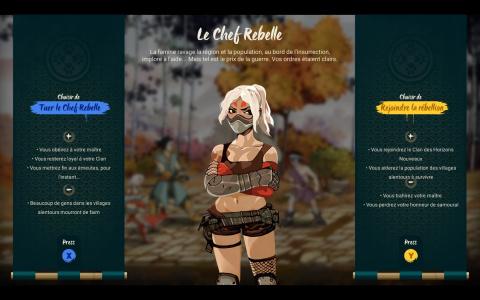 Samuraï Riot : Un sympathique hommage aux Beat'em up fabriqué en France