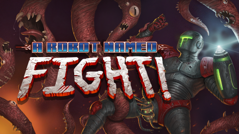 A Robot Named Fight ! sur PC