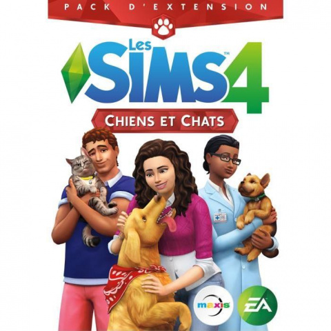 les sims 4 chiens et chats sur playstation 4. Black Bedroom Furniture Sets. Home Design Ideas