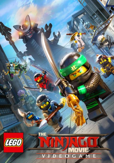 """Afficher """"Lego Ninjago le film"""""""