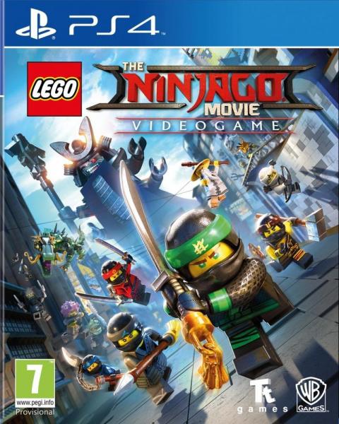LEGO NINJAGO, le film : le jeu vidéo sur PS4