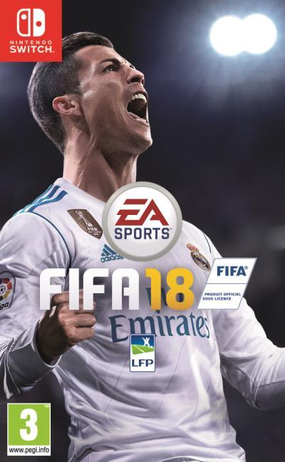 FIFA 18 sur Switch