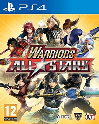 Warriors All-Stars sur PS4