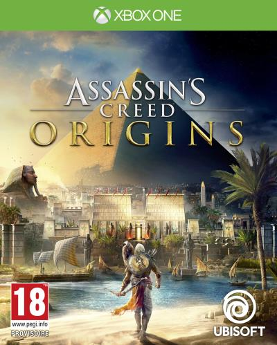 Assassin's Creed Origins sur ONE