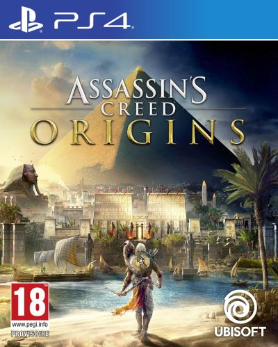 Assassin's Creed Origins sur PS4