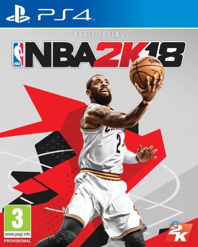 NBA 2K18 sur PS4