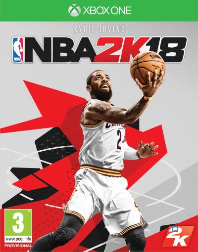 NBA 2K18 sur ONE