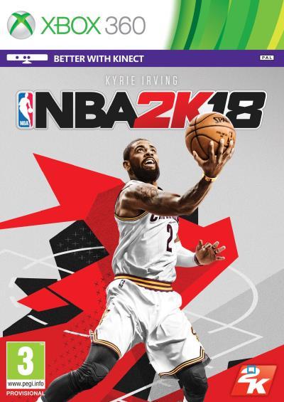 NBA 2K18 sur 360