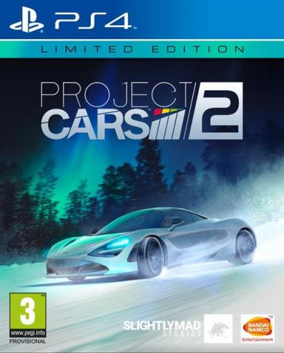 Project CARS 2 sur PS4