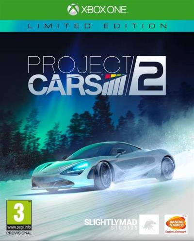 Project CARS 2 sur ONE