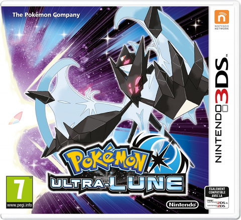 Pokémon Ultra-Lune sur 3DS