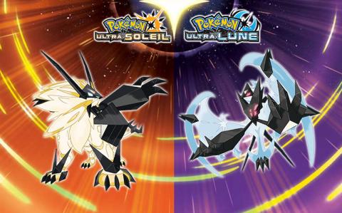 Pokémon Ultra-Soleil / Ultra-Lune sur 3DS