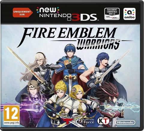 Fire Emblem Warriors sur New 3DS