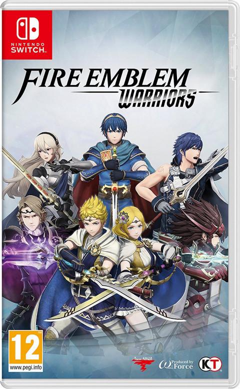 Fire Emblem Warriors sur Switch