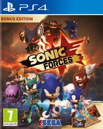 Sonic Forces sur PS4