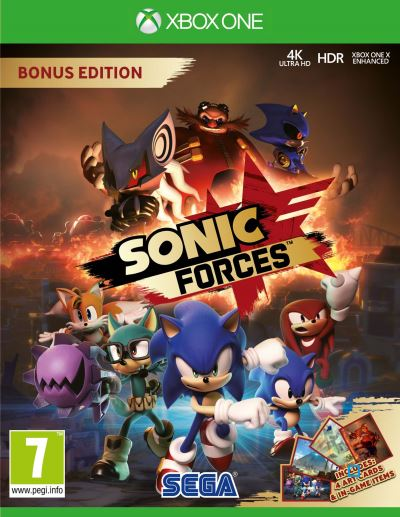 Sonic Forces sur ONE