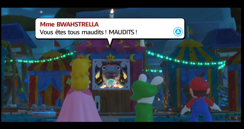 Monde 3 - 4 : Madame Bwahstrella