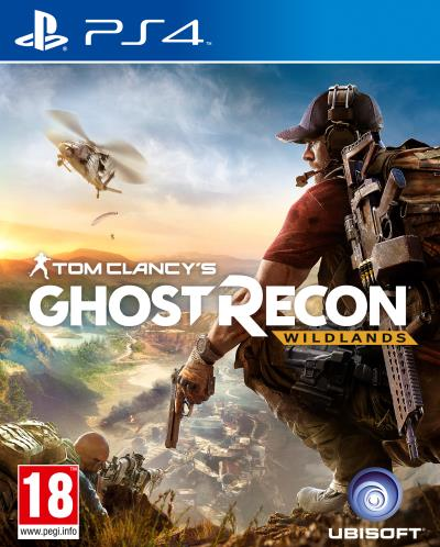 Ghost Recon Wildlands sur PS4