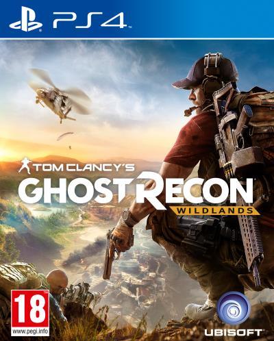 Ghost Recon Wildlands sur PS4