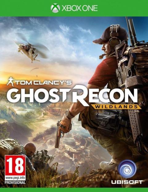 Ghost Recon Wildlands sur ONE