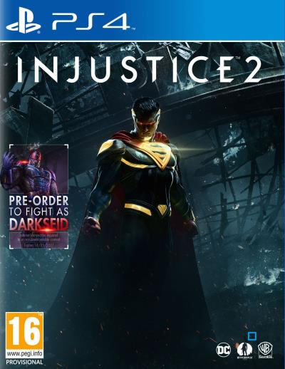 Injustice 2 sur PS4