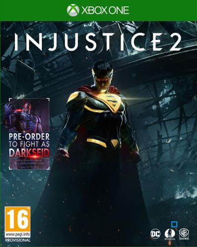 Injustice 2 sur ONE