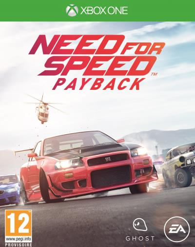 Need for Speed Payback sur ONE