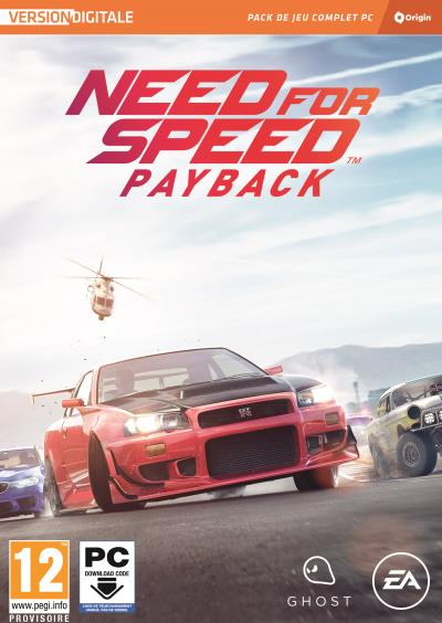 Need for Speed Payback sur PC