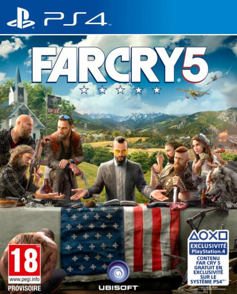 Far Cry 5 sur PS4
