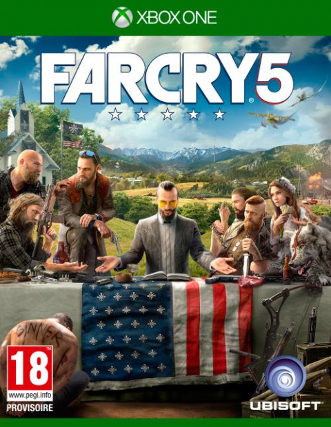 Far Cry 5 sur ONE