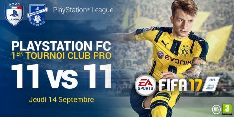 PS+ league : Les tournois Club Pro débarquent dès demain !